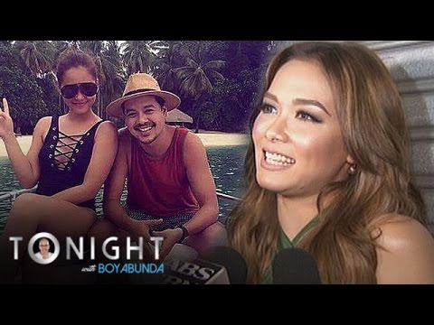 TWBA: Is Maja Salvador secretly 'dating' John Lloyd Cruz?