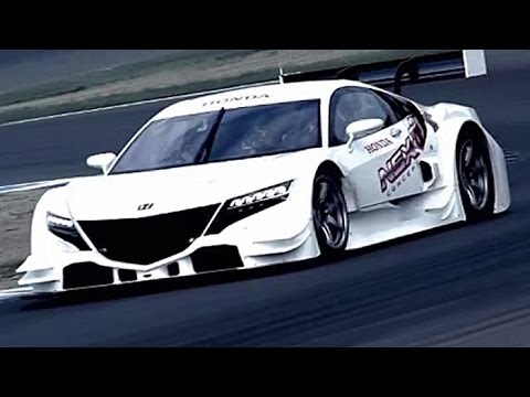 Auto-News: Rennsportler Kommt (Honda NSX Comeback 2015)