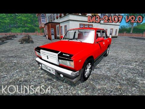 ВАЗ-2107 v2.0