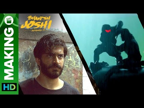 Story Behind The Action | Making of Bhavesh Joshi Superhero | Harshvardhan Kapoor | 1st June 2018