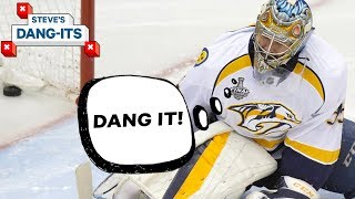 NHL Worst Plays of The Year - Day 29: Nashville Predators Edition | Steve's Dang Its