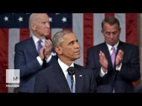 The highlights from President Obama's 2015 State of the Union address | Mashable
