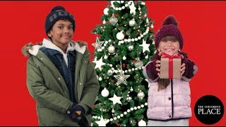 Kids Style Squad: Avery & Tristin's Holiday Gift Exchange | The Children's Place
