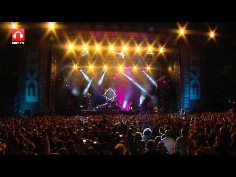 Damon Albarn - Clint Eastwood (Full HD) LIVE @ EXIT Festival 2014 - Best Major European Festival