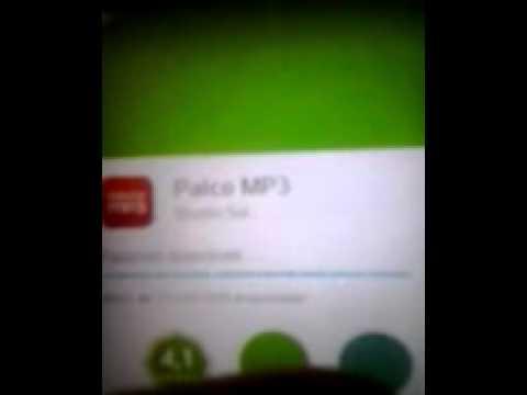 Palco mp3 no amdroide