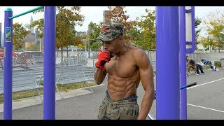 53 Year Old's 6 Pack Ab Workout | STAY RIPPED FOR LIFE!