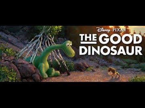 Хороший динозавр - официальный трейлер 2015 | PIXAR