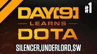 Dota 2 Offlane w/ Purge - Silencer, Underlord, Skywrath and more!
