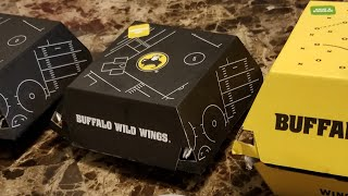 Salt and Vinegar Buffalo Wild Wings taste test