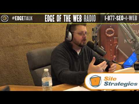 Making Website Design Decisions With A Purpose | Edge of the Web Radio