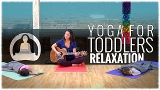 Yoga for Kids with Alyssa-Jean Klazek: Yoga for Toddlers - Relaxation