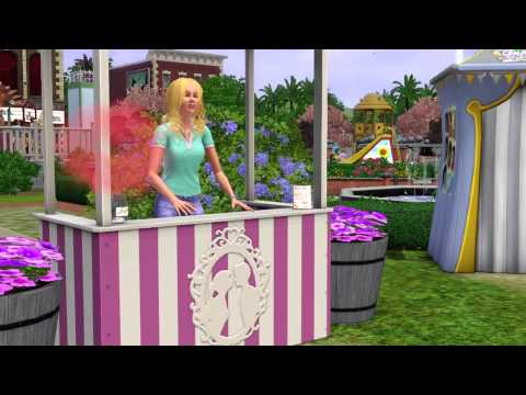 The Sims 3 Seasons Producer Walkthrough