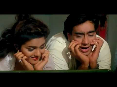 I Love You - Phool Aur Kaante  HQ Video Song ChaniWorld.flv