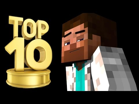 Топ 10 русских песен о майнкрафт! Top 10 Russian songs about minecraft!
