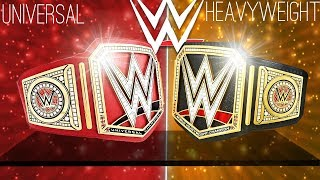 Download Universal Title Vs WWE Title? Which Title Is More Powerful? WWE Championship Vs Universal Champion 3Gp Mp4