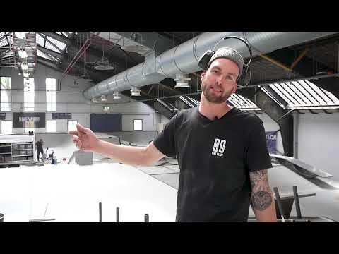 Skatepark Den Haag Preview
