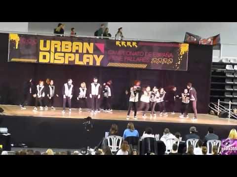Campeonato de España de Hip Hop: Urban Display. Tanu's Mother