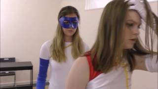 Superheroine Fight Clip 2 Sneak Peek