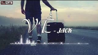 Về - Jack || Video Lyric Rap Việt Underground