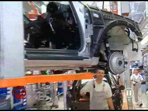 Audi A3 factory tour