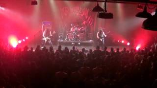 KRISIUN - Descending Abomination live