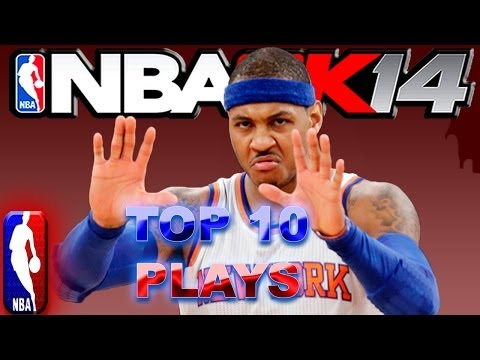 NBA 2K14 TOP 10 PLAYS of the WEEK #3 ft. Carmelo Anthony