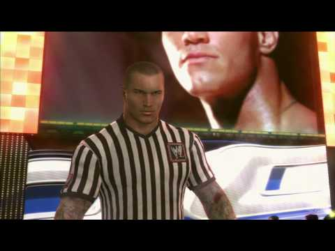 Wwe Smackdown Vs Raw 2010 'randy Orton Entrance' True-hd Quality video