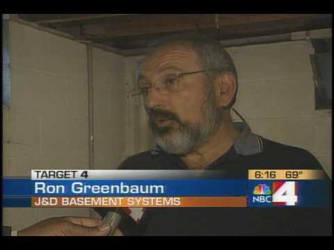 Cincinnati Dayton Basement Waterproofing Fairborn Beavercreek Ohio