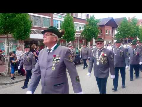 Malente Schützenumzug 05.08.2017
