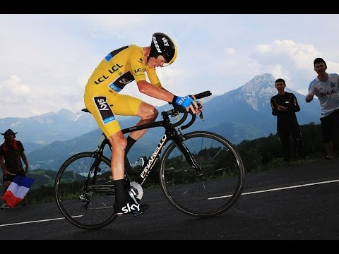 Chris Froome High Cadence Style Cycling Zone 4 Threshold