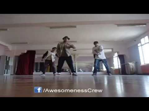 Jabbawockeez Apologize Vs Red-pill Dance Routine video
