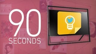 Google Keep, Samsung's 4K TV, and more - 90 Seconds on The Verge_ Wednesday, March 20th, 2013