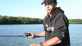 Ike Fishes with His New Revo MGX & Havoc