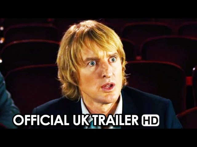 She's Funny That Way Official UK Trailer (2015) - Jennifer Aniston HD
