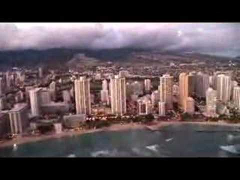 Honolulu City Lights Helicopter Tour Over Waikiki Beach