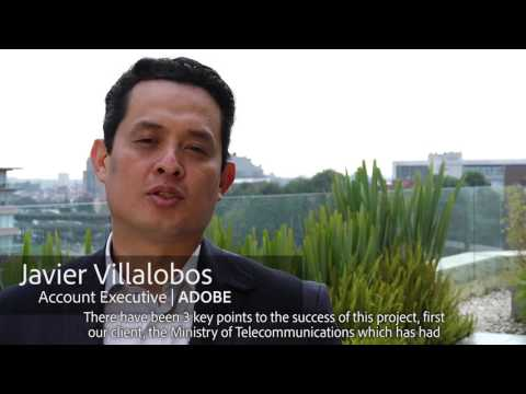 Colombian Government Gives Access to Technology to its Population | Adobe Creative Cloud