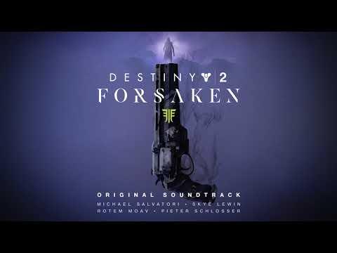 Destiny 2: Forsaken Original Soundtrack - Track 23 - Gunslinger thumbnail