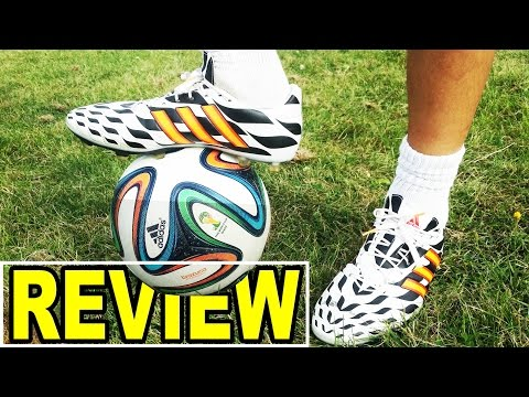Philipp Lahm Boots: Adidas 11pro 2 World Cup 2014 Test & Review | KimFootball