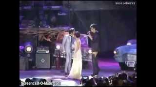 Daniel, Kathryn, Vice on Stage -Daniel Padilla's Concert