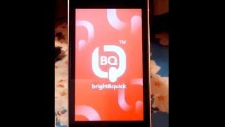 Прошивка-порт от teXet BQS-5004 на смартфоне ZTE Blade AF3