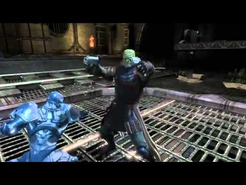 DC Universe Online-Two-Face Update