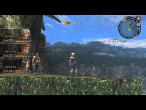 Xenoblade Chronicles: Discovering Hidden Realms Gameplay