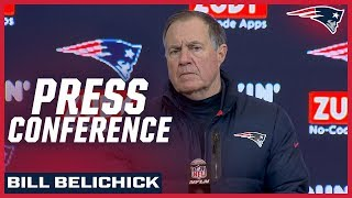 "Bill Belichick on Trey Flowers: ""he's had a tremendous year for us"""