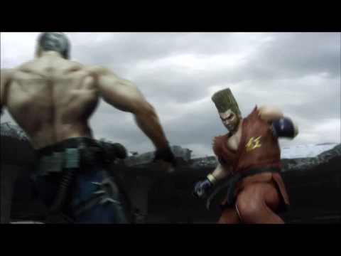 Tekken 6: BR 'Spring 2009 Trailer' TRUE-HD QUALITY
