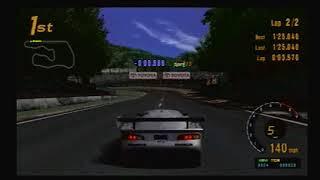 Gran Turismo 3 A-Spec PS2: Deep Forest Raceway