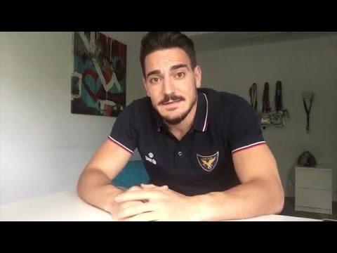 Damian Quintero invites you to the 2016 European Karate Championships