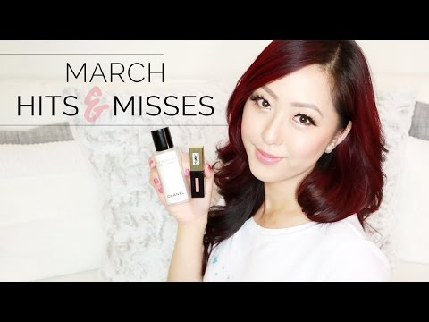 FAVORITES | March 2015 Beauty and Fashion Hits + Misses