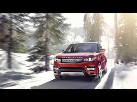 Range Rover Sport 2013 - первый взгляд!