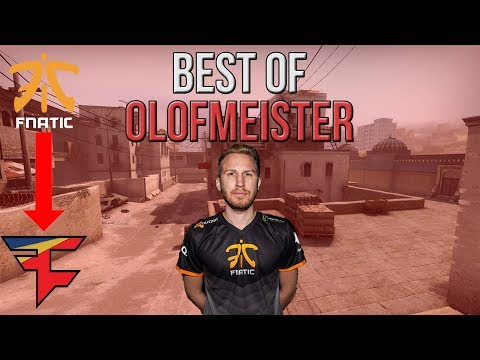 CS:GO - FaZe olofmeister? (Crazy Clutches, ACES & More)