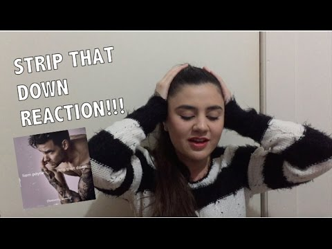 LIAM PAYNE - STRIP THAT DOWN REACTION!! | Diega